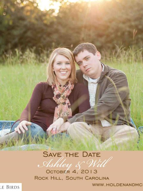 Ashley Holden - Save the Date - Option 11
