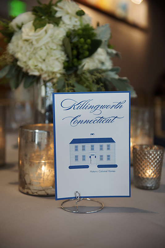 connecticut_custom table markers_cityscapes_wedding reception_Three Little Birds